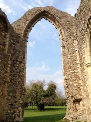 Reiki for a Better World – Leiston Abbey, Suffolk, United Kingdom